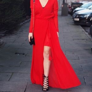 Brand new Red dress from Katy Perry H&M collection